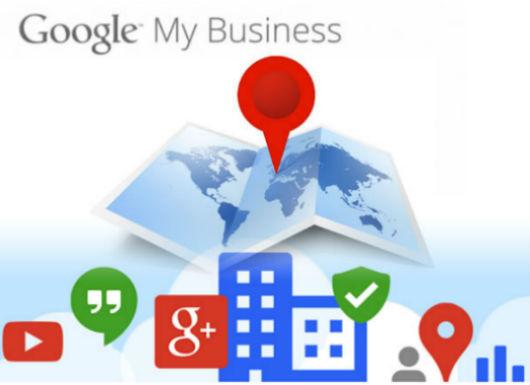 BLE-google-map-listing